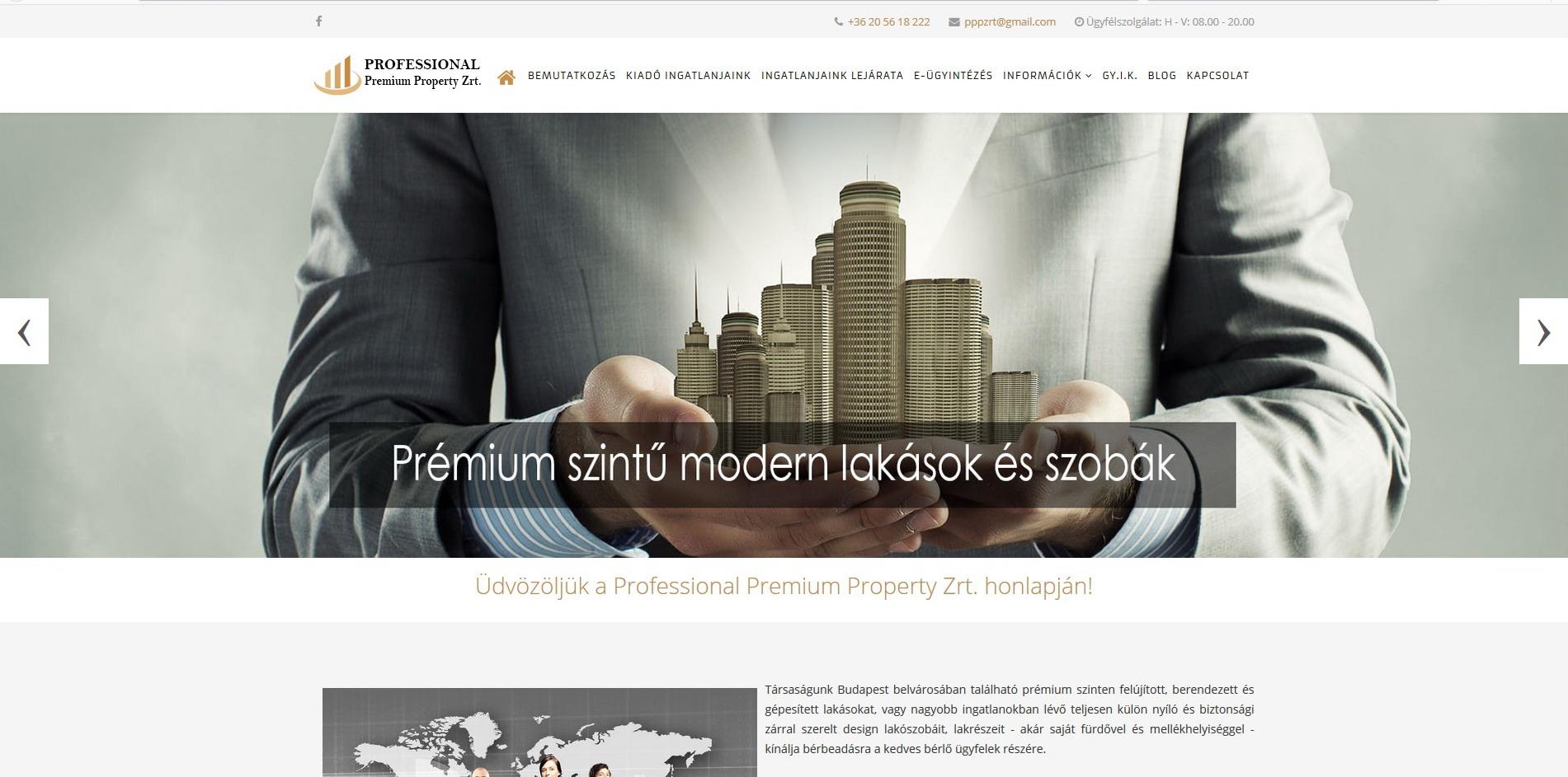 Premium Professional Property Zrt.