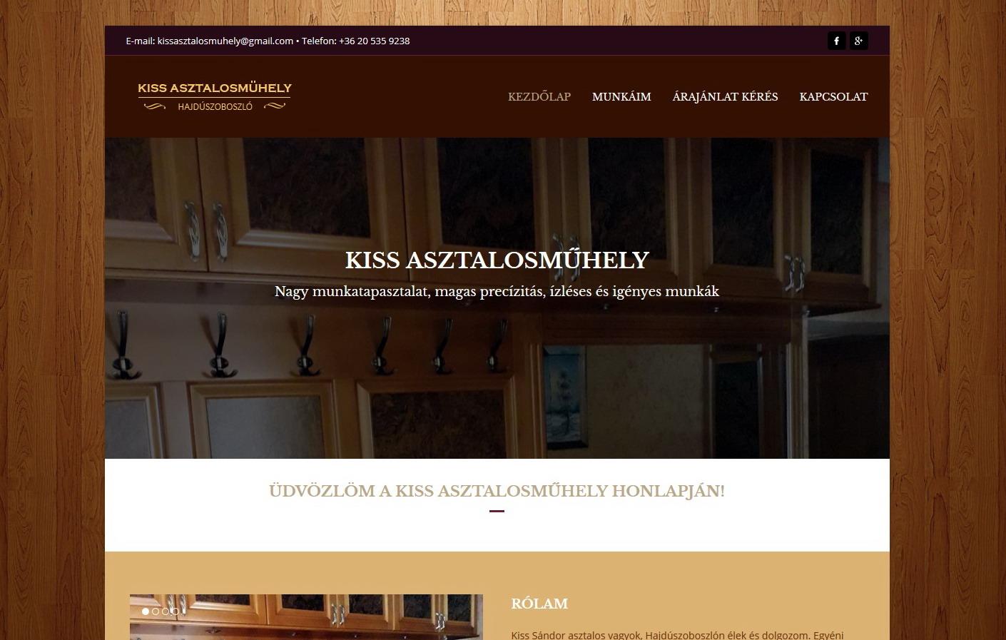www.kissasztalosmuhely.hu