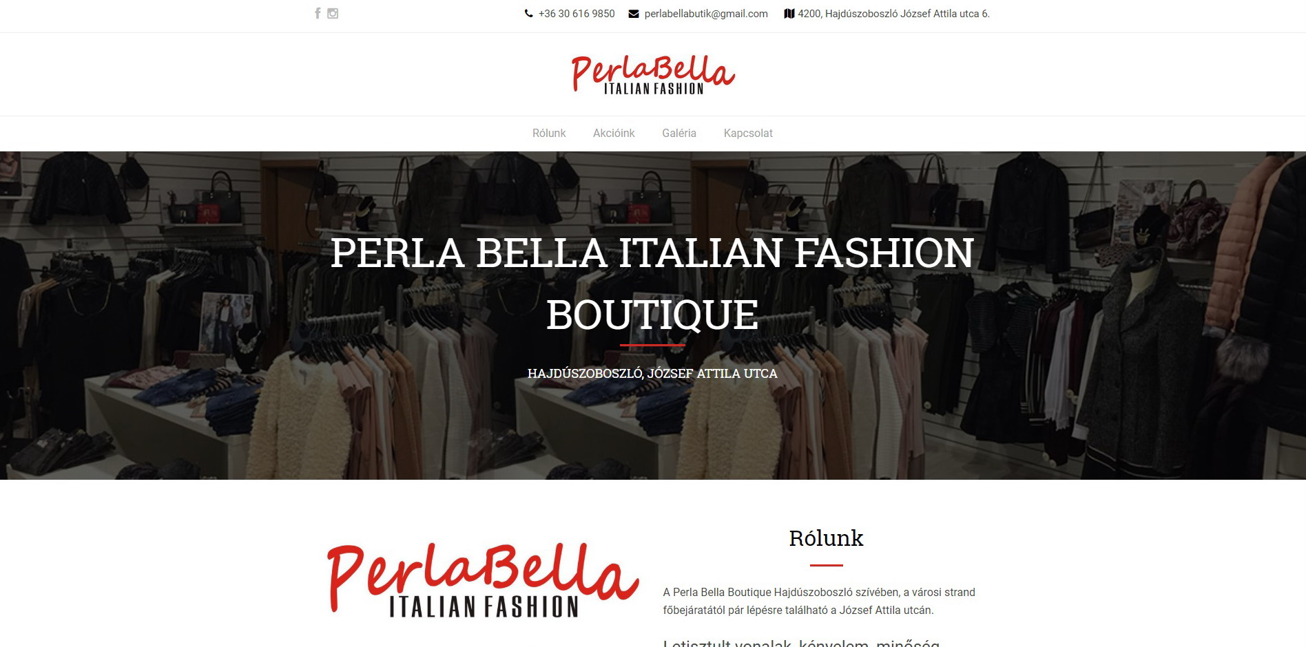 Perla Bella Boutique