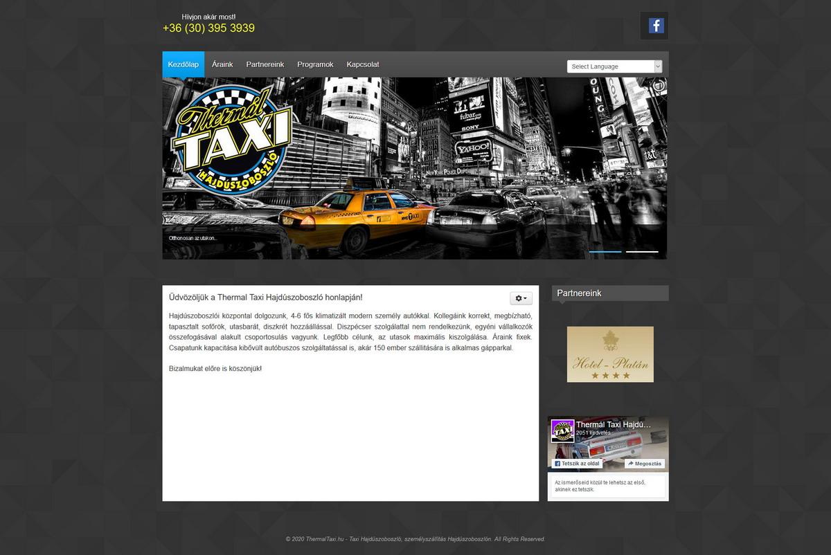 Thermaltaxi.hu | Thermál Taxi Hajdúszoboszló